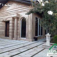 فروش باغ 900 متری دوکله با دو استخر در شهریار