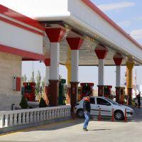 فروش یا مشارکت در پمپ بنزین یا متل