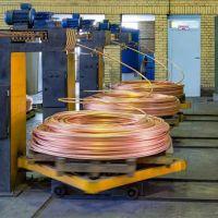 فروش کارخانه تولید مس به مساحت 50 هزار متر