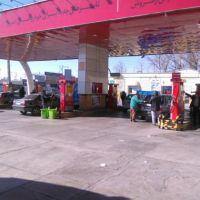 جایگاه پمپ بنزین تک منظوره درجاده مخصوص کرج