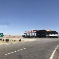 30000 متر مجتمع خدماتی رفاهی دارای پمپ بنزین استان کرمان