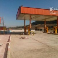 فروش 16هکتار پمپ بنزین و جایگاه رفاهی جاده ترانزیتی گنبد-مشهد
