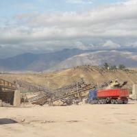 ۱۰ هکتار زمین صنعتی دارای مجوز شن و ماسه بتن آماده