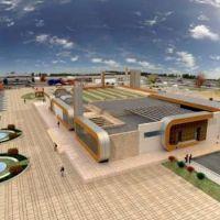 فروش زمین با مجوز پمپ بنزین و مجتمع خدماتی رفاهی