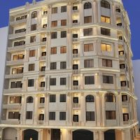 هتل تجارتی- اقامتی در 400 متری حرم امام رضا در حال ساخت