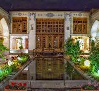 فروش هتل سنتی شیک در یزد