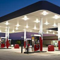 پمپ بنزین فروشی وسط شهر بروجرد با در امد عالی